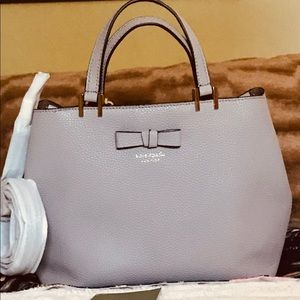 NWT  Authentic Kate Spade ♠️ leather shoulder bag